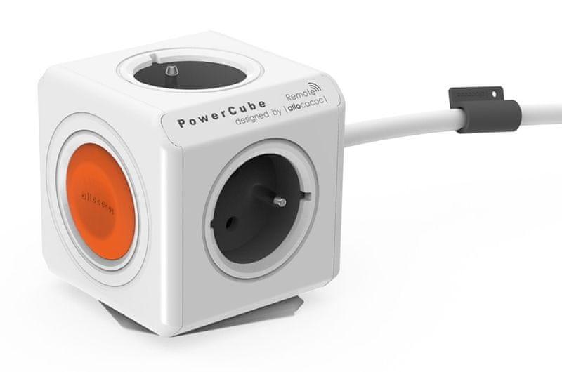 PowerCube Extended Remote, bílá