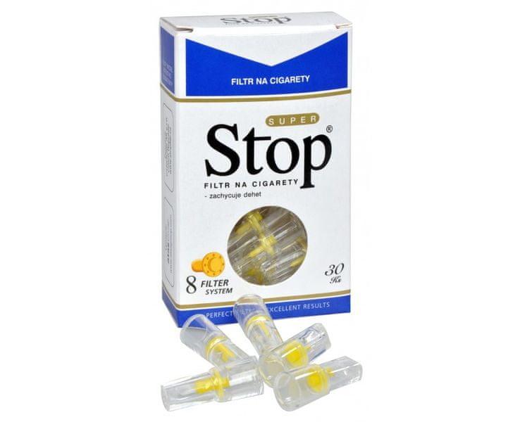 Eva Cosmetics STOPfiltr na cigarety (Varianta 120 ks (6 filtr))