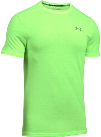 Under Armour Threadborne Streaker SS Quirky Lime Reflective XL