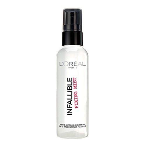 L'Oréal Fixační sprej na make-up Infallible (Fixing Mist) 100 ml