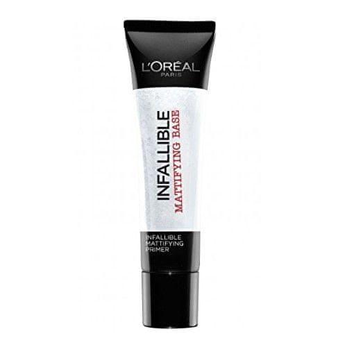 L'Oréal Podkladová matující báze pod make-up Infallible (Mattifying Base) 35 ml