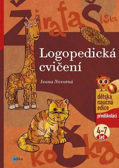 Novotná Ivana: Logopedická cvičení
