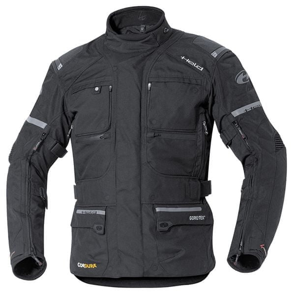 Held bunda CARESE 2 GORE-TEX vel.XXL černá, textilní