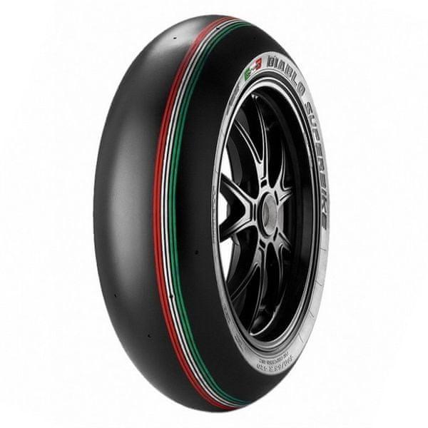 Pirelli 120/70 R 17 NHS TL Diablo Superbike SC2 zadní