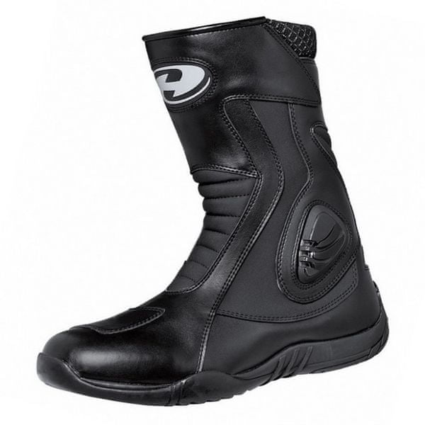Held boty GEAR vel.44 černé, kůže, Hipora (pár)