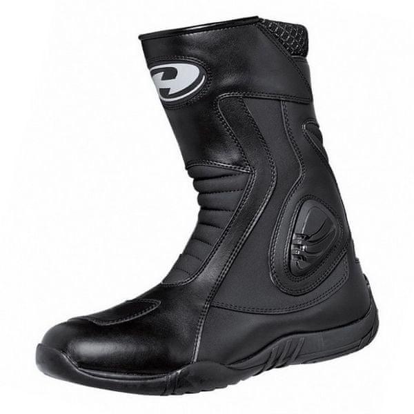 Held boty GEAR vel.48 černé, kůže, Hipora (pár)