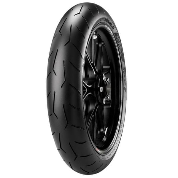 Pirelli 120/65 ZR 17 M/C TL (56W) Diablo Rosso Corsa přední