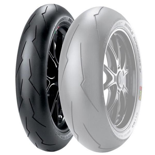 Pirelli 120/70 ZR 17 M/C TL (58W) Diablo Supercorsa SP V2 přední