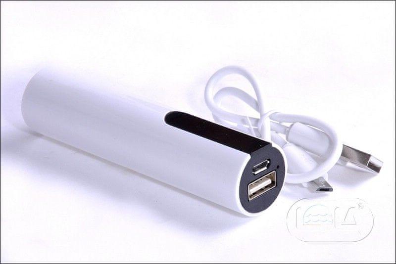 LOLA Nabíječka USB pro akumulátor LiON 18650, Lola