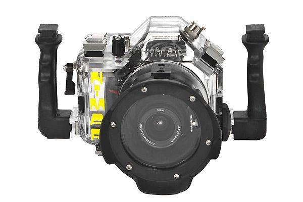 NIMAR Pouzdro podvodní pro Nikon D3100, port 18-105 mm