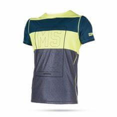 Mystic kopalna majica Quickdry Drip SS - 650, zelena