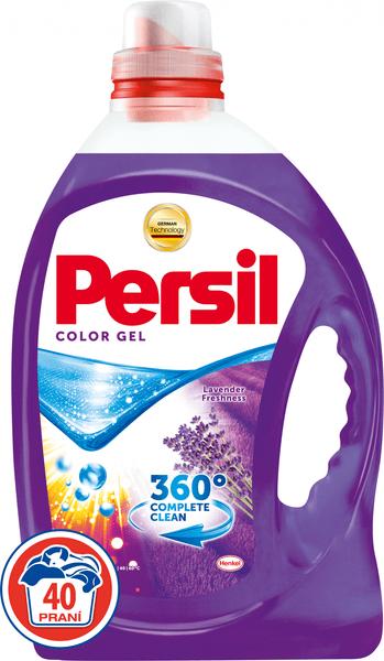 Persil 360° Complete Clean Lavender Freshness Gel, 40 praní
