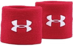 Under Armour Performance Wristbands Red White Osfa
