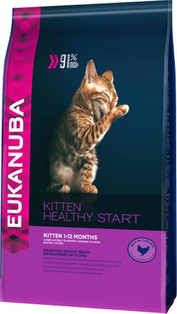 Eukanuba Cat Kitten Chicken 4 Kg
