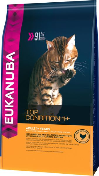 Eukanuba Cat Adult Chicken 4 Kg