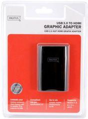 Digitus pretvornik USB 3.0 - HDMI