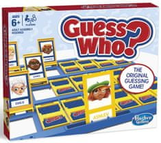 Hasbro hra Hádej kdo? CZ - nová edice