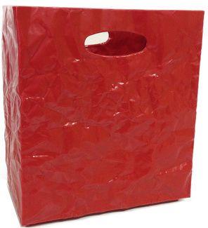 Surplus systems Plastový úložný box 23x14x24 cm červená