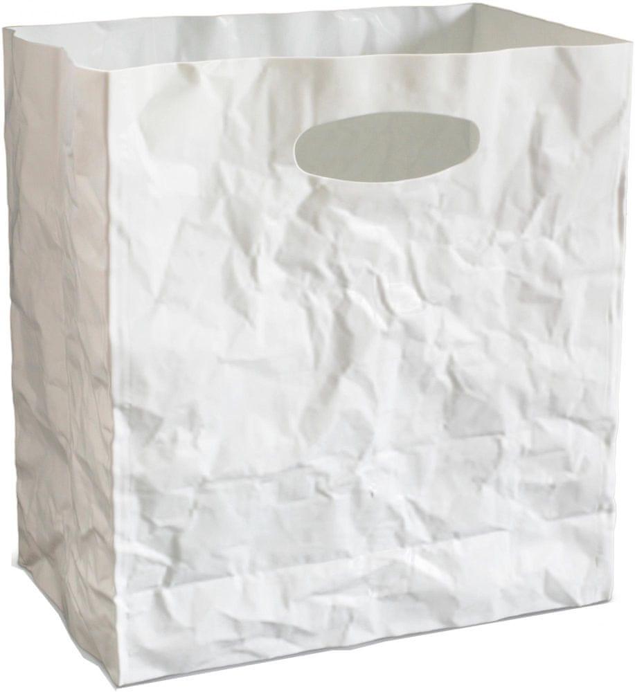Surplus systems Plastový úložný box 23x14x24 cm, bílá