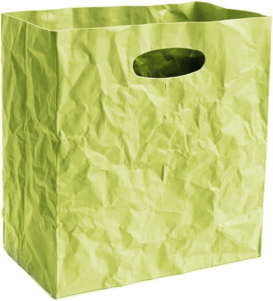 Surplus systems Plastový úložný box 23x14x24 cm, zelená