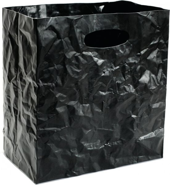 Surplus systems Plastový úložný box 23x14x24 cm, černá