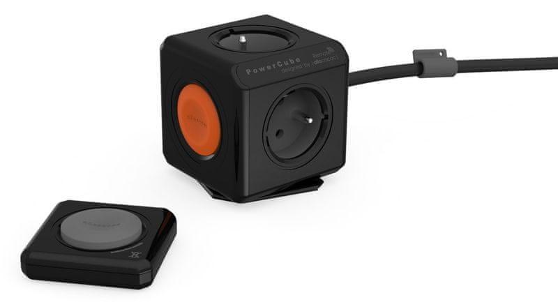 PowerCube Extended Remote set, černá
