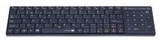 Connect IT bezdrátová klávesnice + touch pad/num pad KW3100 (CI-210)