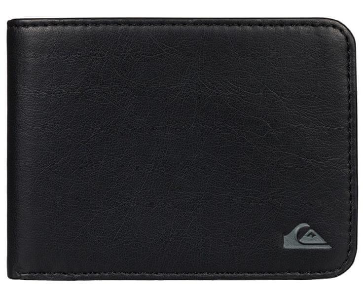 Quiksilver Peněženka Slimvintage Black EQYAA03300-KVJ0