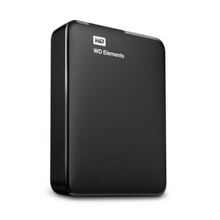 "WD 2,5"" vanjski tvrdi disk Elements™ Portable, 1,5TB, USB 3.0 (WDBU6Y0015BBK)"