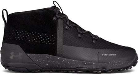 Under Armour buty trekkingowe Burnt River 20 Mid Black Black Graphite 43