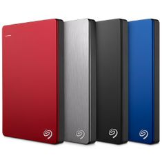 "Seagate 2,5"" vanjski tvrdi disk Backup Plus Portable 2 TB, USB 3.0, črn (STDR2000200)"