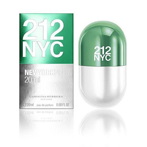 Carolina Herrera 212 New York Pills - EDT 20 ml