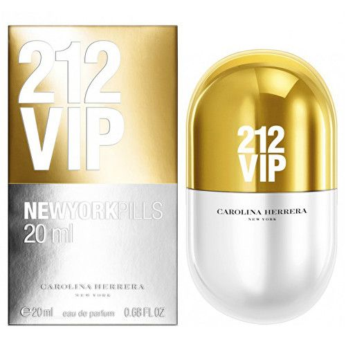 Carolina Herrera 212 VIP New York Pills - EDP 20 ml