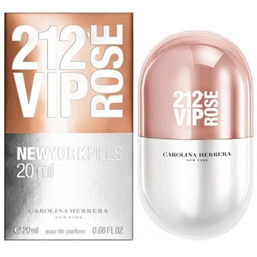Carolina Herrera 212 VIP Rose Pills - EDP 20 ml