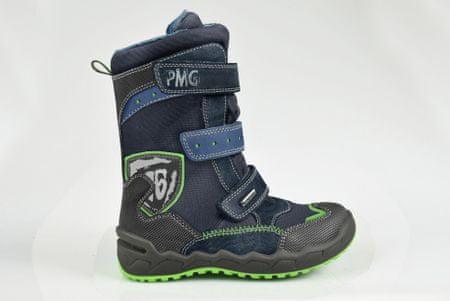 Primigi chlapecká zimní obuv 27 modrá