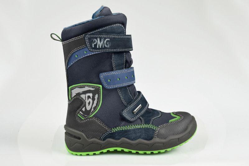 Primigi chlapecká zimní obuv 32 modrá