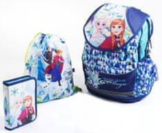 Karton P+P šolski set Plus, Frozen