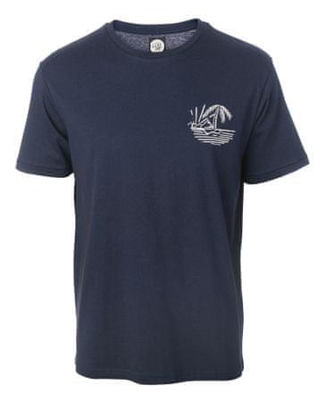 Rip Curl pánské tričko Sun Drenched S tmavě modrá
