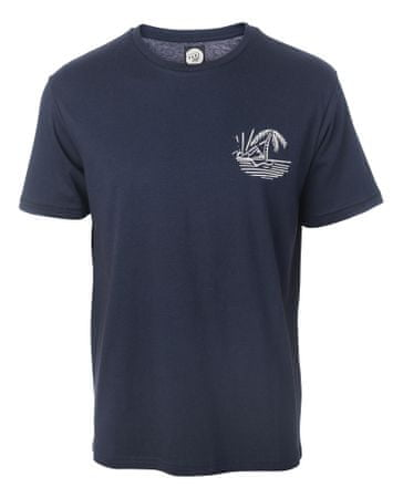 Rip Curl moška majica Sun Drenched M temno modra