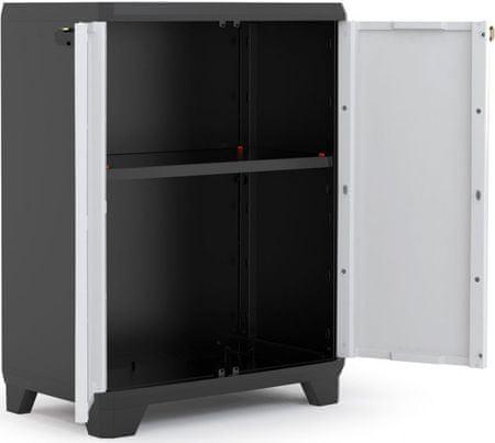 Kis Linear Low Cabinet