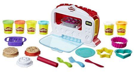 Play-Doh Mikrovlná trouba s efekty - rozbaleno