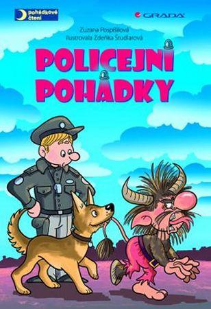 Pospíšilová Zuzana: Policejní pohádky