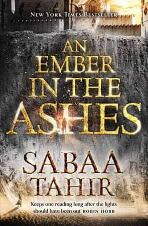 Tahirová Sabaa: An Ember in the Ashes