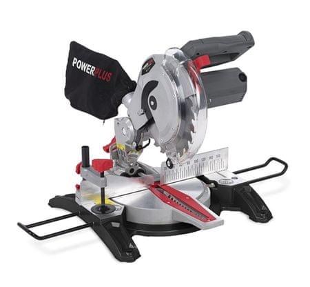 PowerPlus POWE50102 Teleszkópos gérvágó, 1650 W