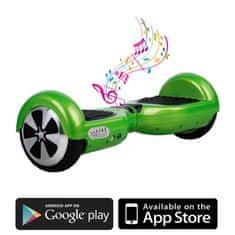 Kolonožka Standard s mobilní aplikací a BT reproduktorem, zelená