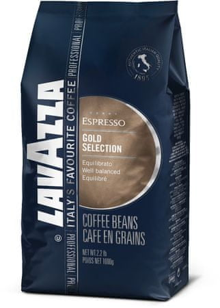 Lavazza Gold Selection kava v zrnu, 1 kg