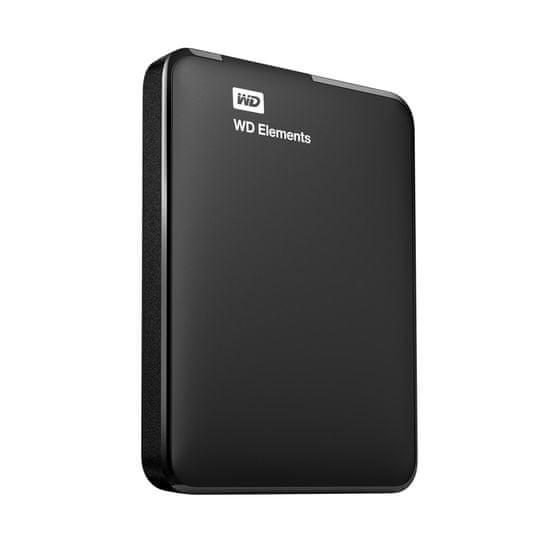 Western Digital dysk zewnętrzny Elements Portable 750GB (WDBUZG7500ABK-WESN)