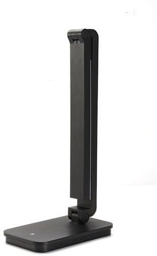 Solight LED stolní lampička stmívatelná, 5W, 4100K černá