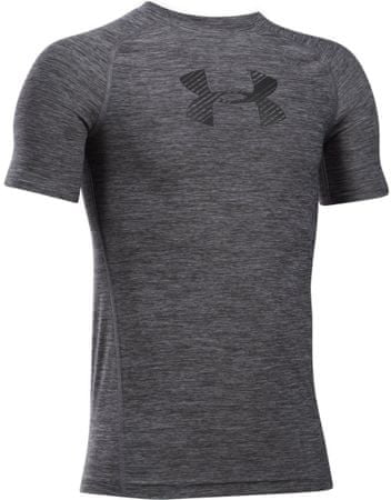 Under Armour Armour SS Carbon Heather Black S