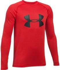 Under Armour Big Logo LS T